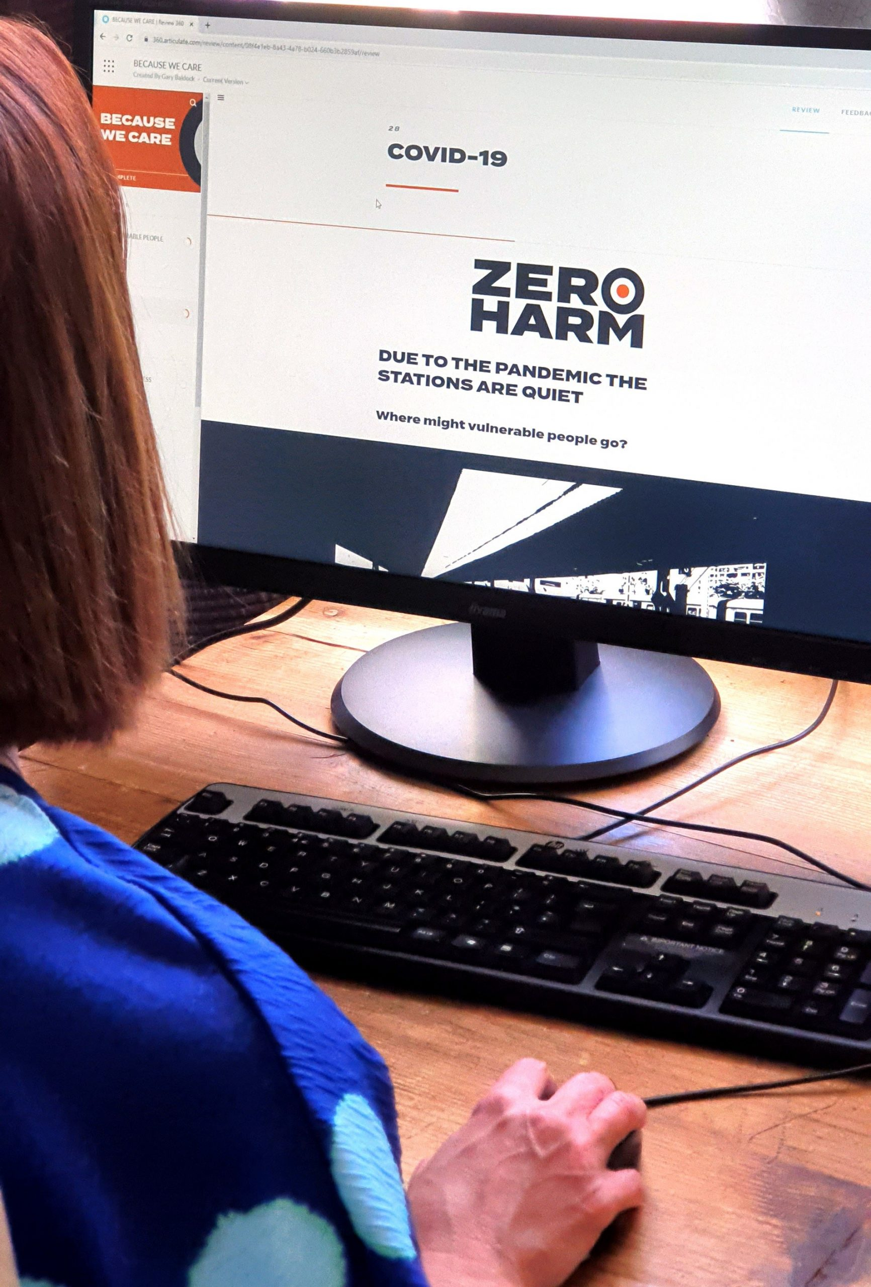 Suicide Prevention E-learning rolled out to all GTR Staff